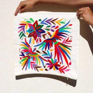 Tenango multicolor - Coussin | Mimpi manis