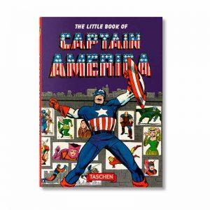 Livre Marvel Captain America - Livres & Jeux par Kasachic : Lifestyle