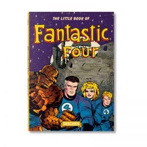 Livre Marvel Fantastic Four - Livres & Jeux par Kasachic : Lifestyle