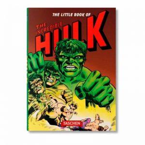 Livre Marvel Hulk - Livres & Jeux par Kasachic : Décoration d'intérieur