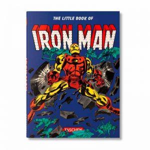 Livre Marvel Iron Man - Livres & Jeux par Kasachic : Décoration d'intérieur