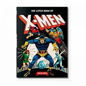Livre Marvel X-Men - Livres & Jeux par Kasachic : Décoration d'intérieur