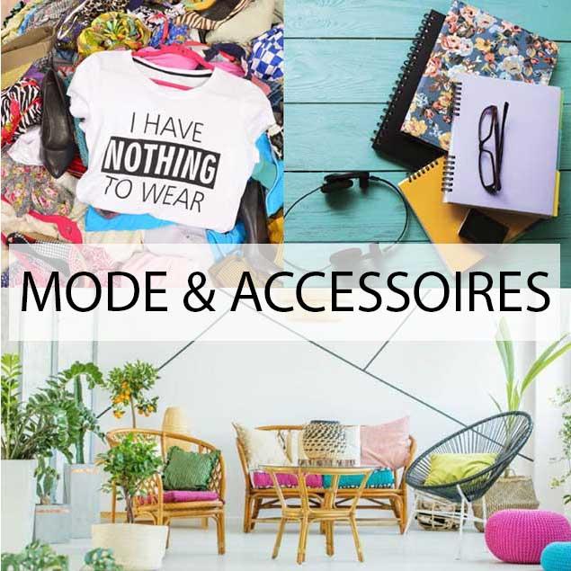 Collection Mode & Accessoires Kasachic : Décoration d'intérieur
