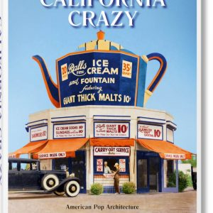 Livre California Crazy - Livres & Jeux par Kasachic : Décoration